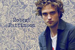 Robert Pattinson in Blue