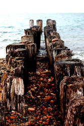 Lost Pier by slrags1
