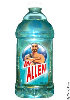 Mr. Allen - Metal Slug -