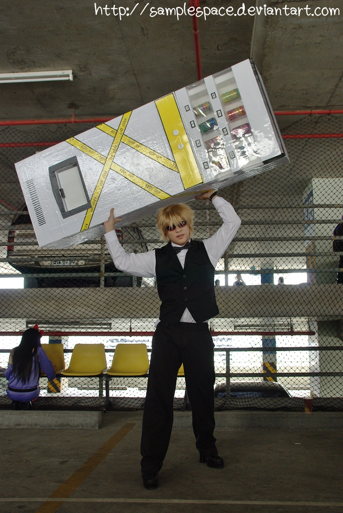 Galeria cosplay Shizuo_6_Jun__10_by_samplespace