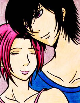 Lelouch And Kallen