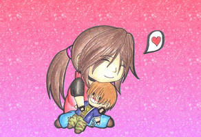 Loving You by MadeInHeavenFF15
