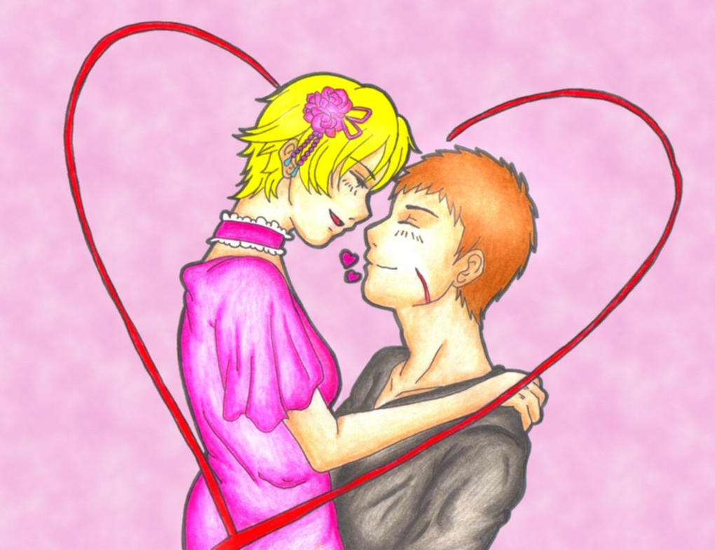 Valentine's Day 2015 by DarkAngel0267
