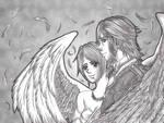 Noctluna - Like Angels by MadeInHeavenFF15