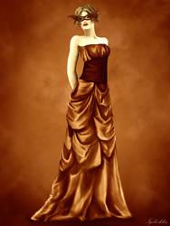 The lady by igolochka