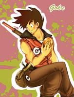 Dragonball by mad-y
