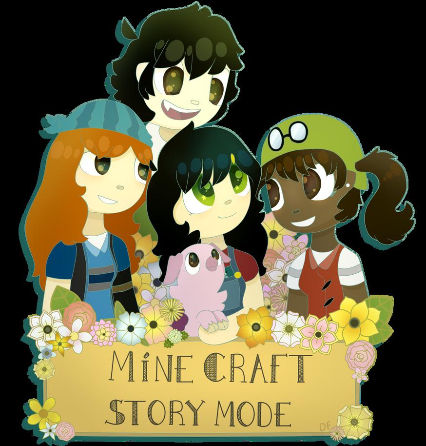 MC,SM 3rd Anniversary FTU Page thingy. by DragonFinchz