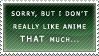 Anime Stamp by TaintedAzaelia