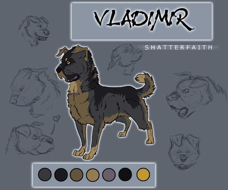 Vladimir Ref V2 by TaintedAzaelia