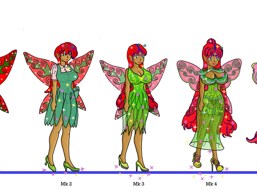 Windborne: Ranma turning even more Titania 2 by sunny-temple