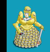 The Return: Corrupted Minako: Duchess Dreadnaught by sunny-temple