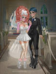 Fairy Ranma (3/6) Wedding Day for Her By KharisArt