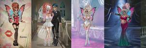 Fairy Ranma to Glam Fae Queen Regina