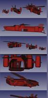 Gladius Heavy VTOL
