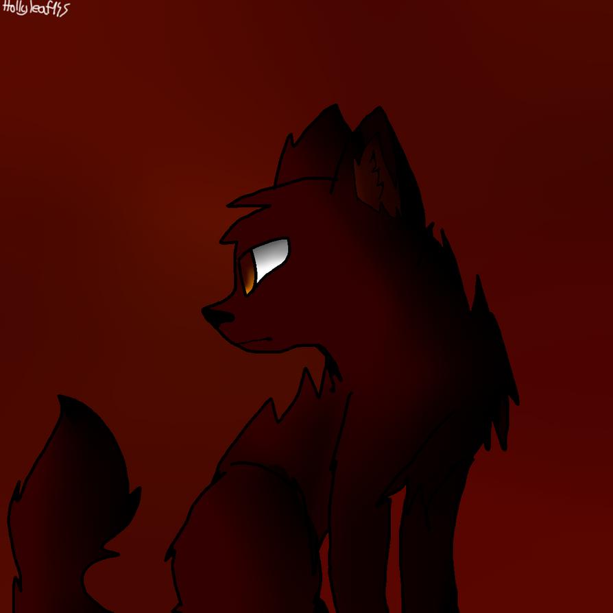Dark Red by Hollyleaf145