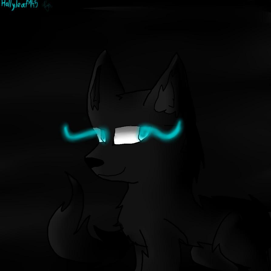 Beware of the dark by Hollyleaf145