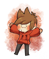 Little Tord by SnowKungKub