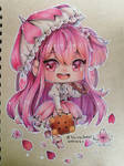[+video]Cherry Blossom Cookie - Cookie Run