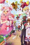 CookieRun ValentinesDay