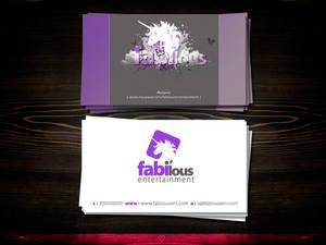 Business Card - Fabilous