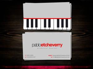 Business Card - P. Etcheverry