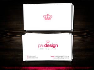 Business Card - PauDesign