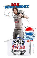 Joe Fernandez - Pepsi Music 08