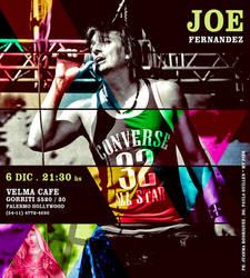 Flyer Joe Fernandez