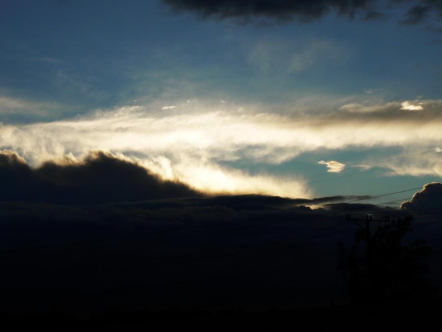 Clouds.. by FERONAS