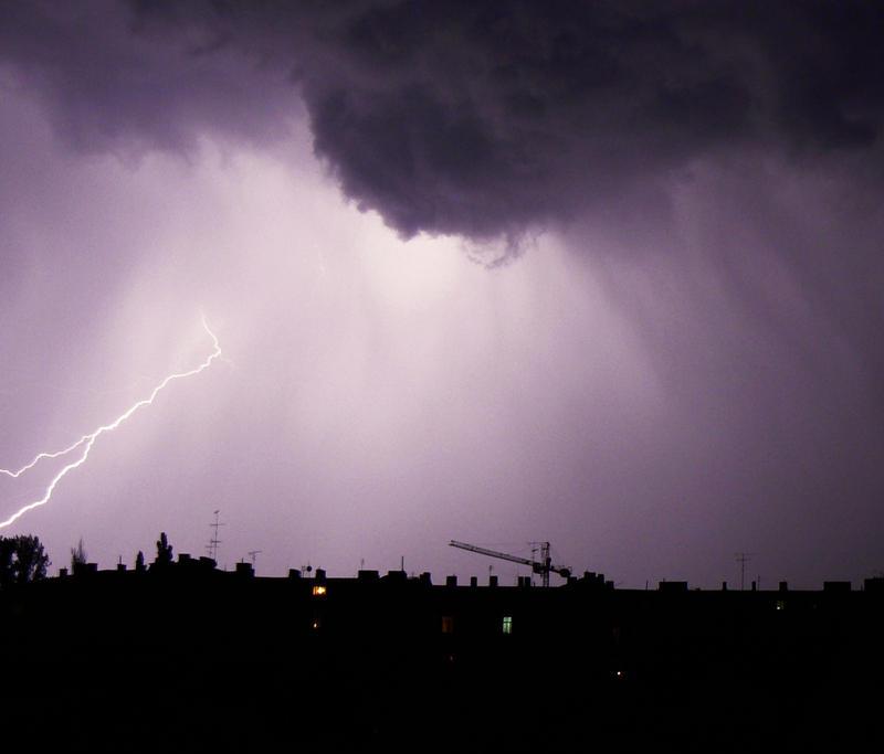 Thunderstorm by FERONAS