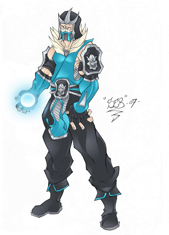 Sub-Zero-MKD Colours. by Seb-Star
