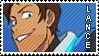 Voltron: Lance Stamp