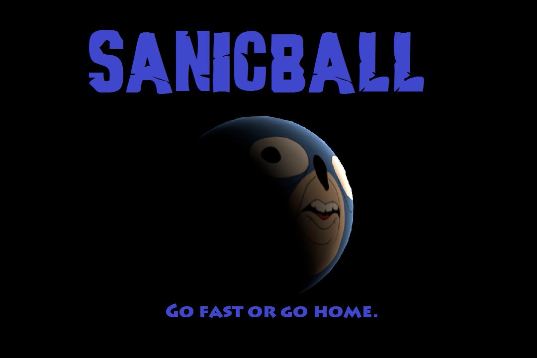 Sanicball: Revelations by Shnurbinator