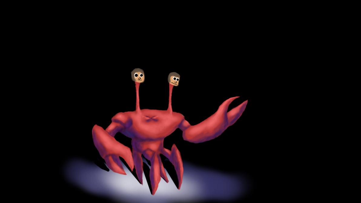 The People Crab by Shnurbinator
