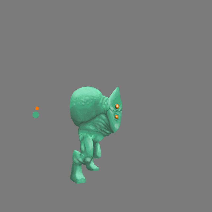 Green Nerd by Shnurbinator