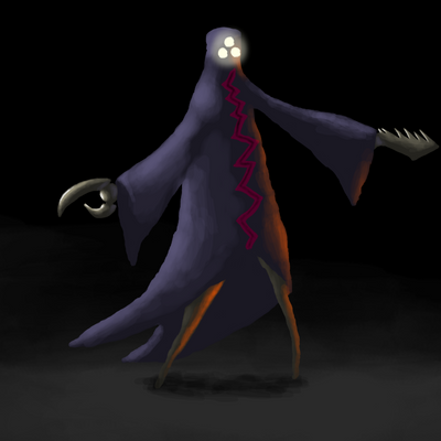 CorpseWalker by Shnurbinator