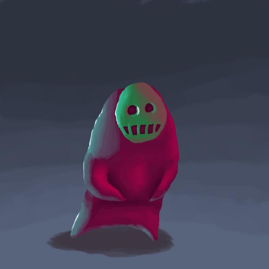Psycho Kid by Shnurbinator