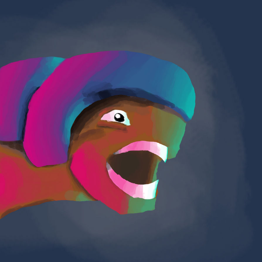 Sizemosaur by Shnurbinator