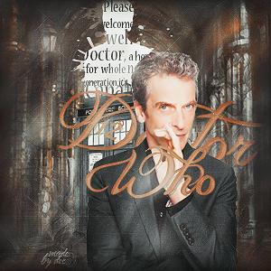 Twelfth Doctor by Destroyskaya