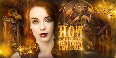How can I sleep by Destroyskaya