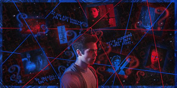 Teen wolf/ The maze runner by Destroyskaya
