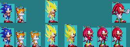 S3 Prototype Styled Sonic Comparison
