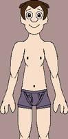 Declan Spurling, he wears his unique underwear