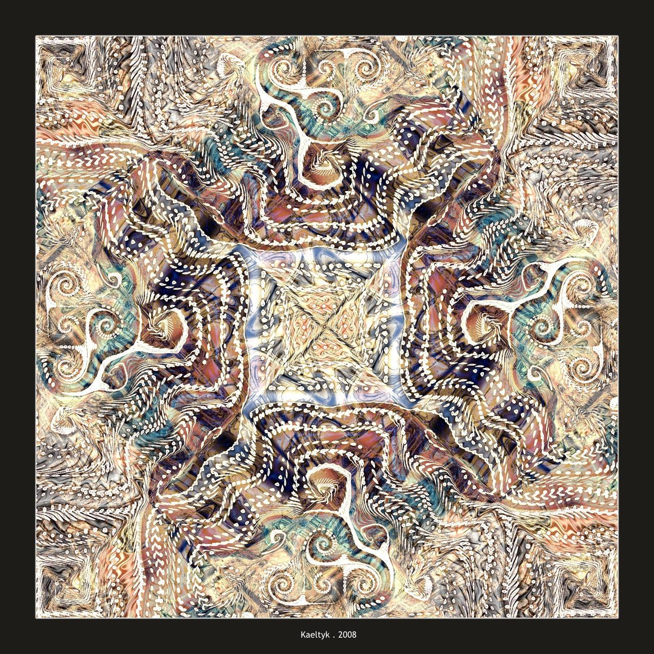 Mayan Cross by Kaeltyk on DeviantArt