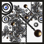 Clockwork Pendulum by Kaeltyk