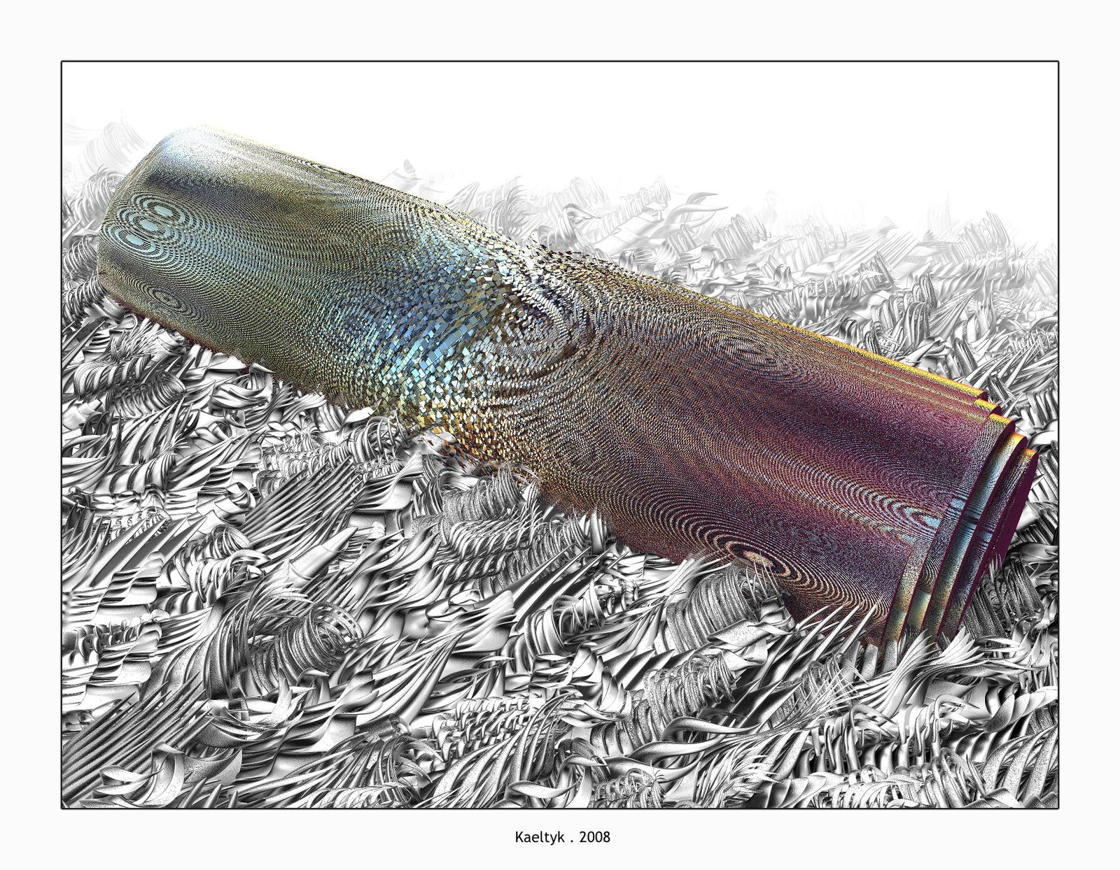 Nanotube by Kaeltyk