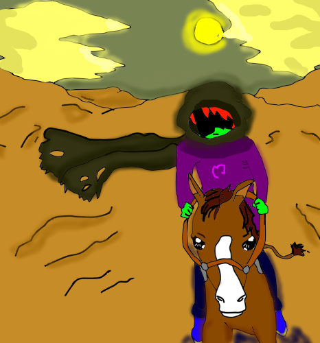 Serpente entediado.. Desert_hermit__final__colorful_by_symfonie-d41yxoj