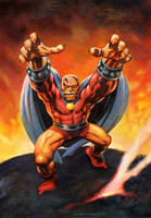 King's Demon by AlexHorley