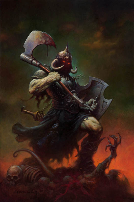 Death Dealer by AlexHorley