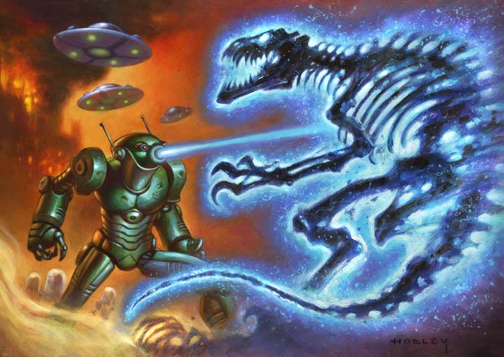 DinoBlaster by AlexHorley